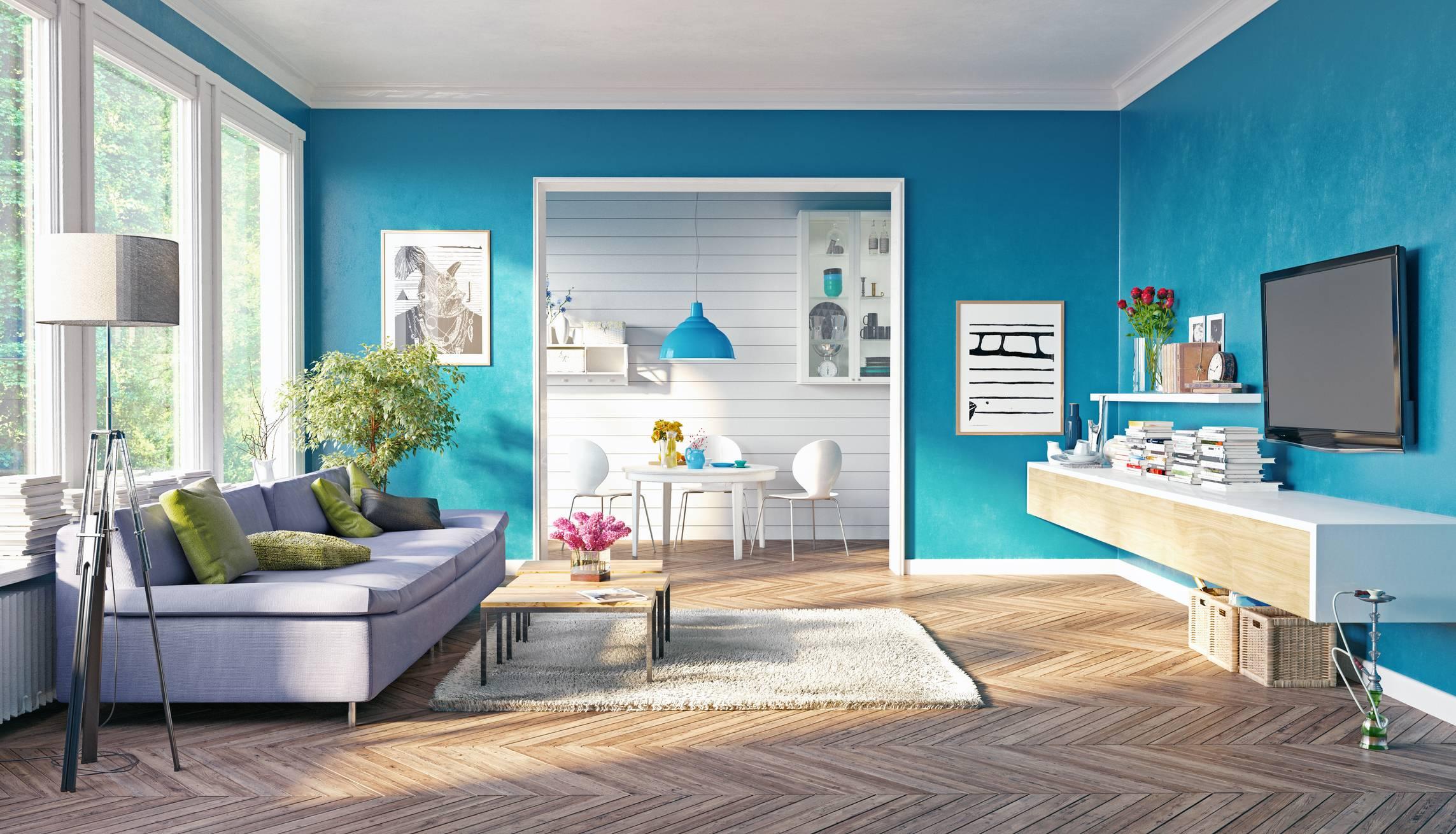 Choix de la bonne peinture pour sa maison